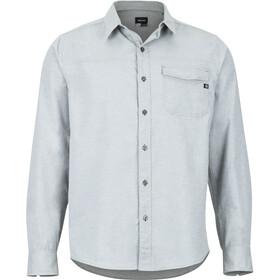 Marmot Tumalo Longsleeve Shirt Heren, crocodile